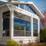 Expanse Porch Window - Outside View