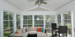 Porch and Patio Enclosures